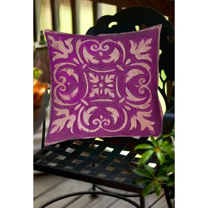 Samford Indoor/Outdoor Throw Pillow