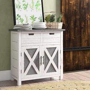 Kathline Wood Console 2 DoorAccent Cabinet by Gracie Oaks