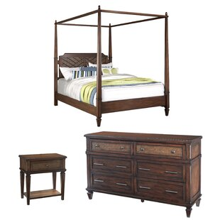 Soderlund Canopy Configurable Bedroom Set