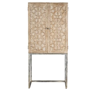 Abrahamson Bar Cabinet By Bloomsbury Market