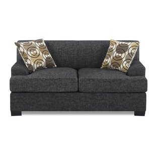 San Castle Loveseat by Brayden Studio