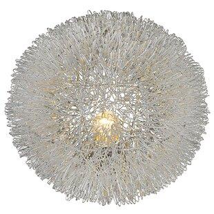 Read Reviews Holtzman Table Lamp By Orren Ellis