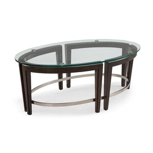 Heslin Oval Coffee Table by Br..