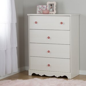 Lily Rose 4 Drawer Chest by South Shore