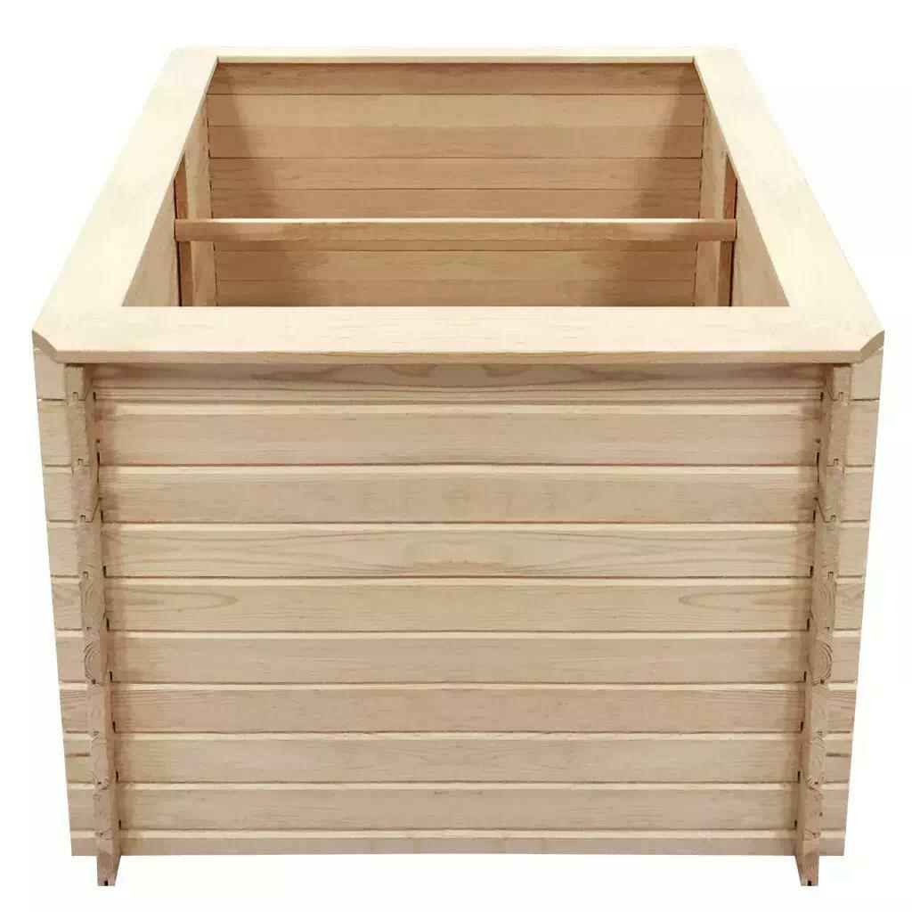 Meyerwood Wooden Planter Box