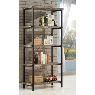 Cifuentes Single Etagere Bookcase
