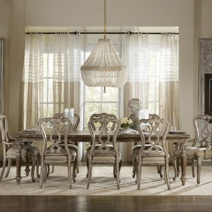Chatelet 9 Piece Extendable Dining Set. By Hooker Furniture