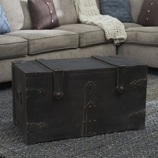 Find Baron Wooden Trunk By Williston Forge