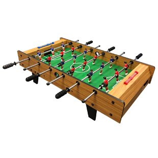 Sport Free Kick 39.5'' Foosball Table By Playcraft