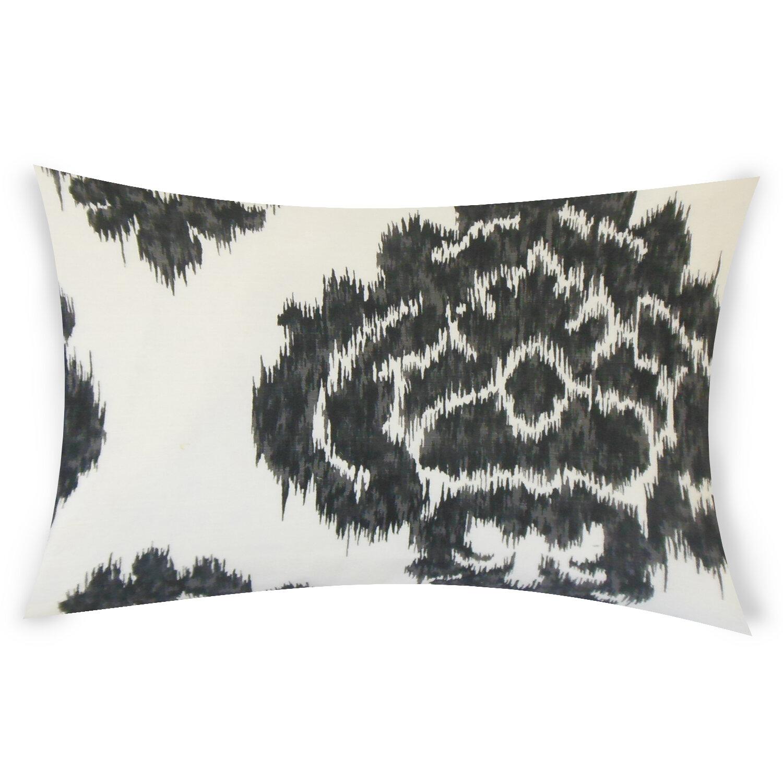 Ebern Designs Ohara Cotton Lumbar Pillow Wayfair