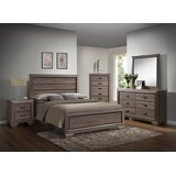 Garlan Wood 5 Drawer Chest by 17 Stories