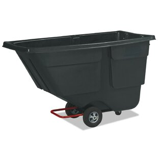 Rubbermaid® Tilt Truck 75 Gallon Trash Can By Rubbermaid Commercial Products