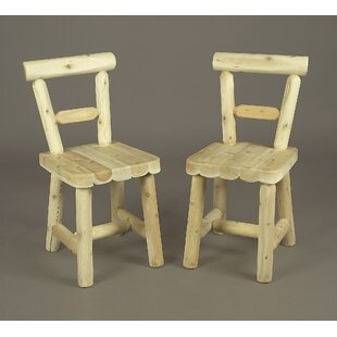 Cedar Solid Wood Dining Chair By Rustic Natural Cedar Furniture