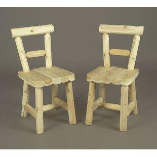 Cedar Solid Wood Dining Chair By Rustic Natural Cedar Furniture