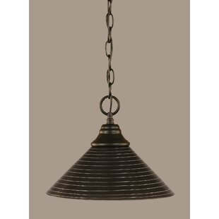 Red Barrel Studio Shah 1-Light Mini Pendant