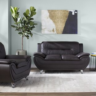 Zipcode Design Lester 2 Piece Living Room Set