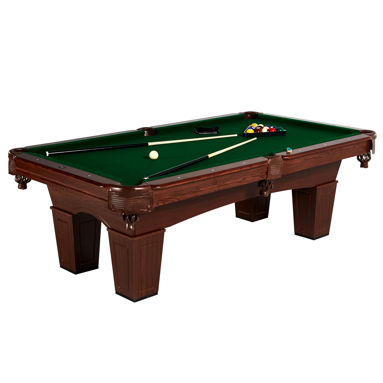 MD Sports Crestmont 8u0027 Billiard Table U0026 Reviews | Wayfair