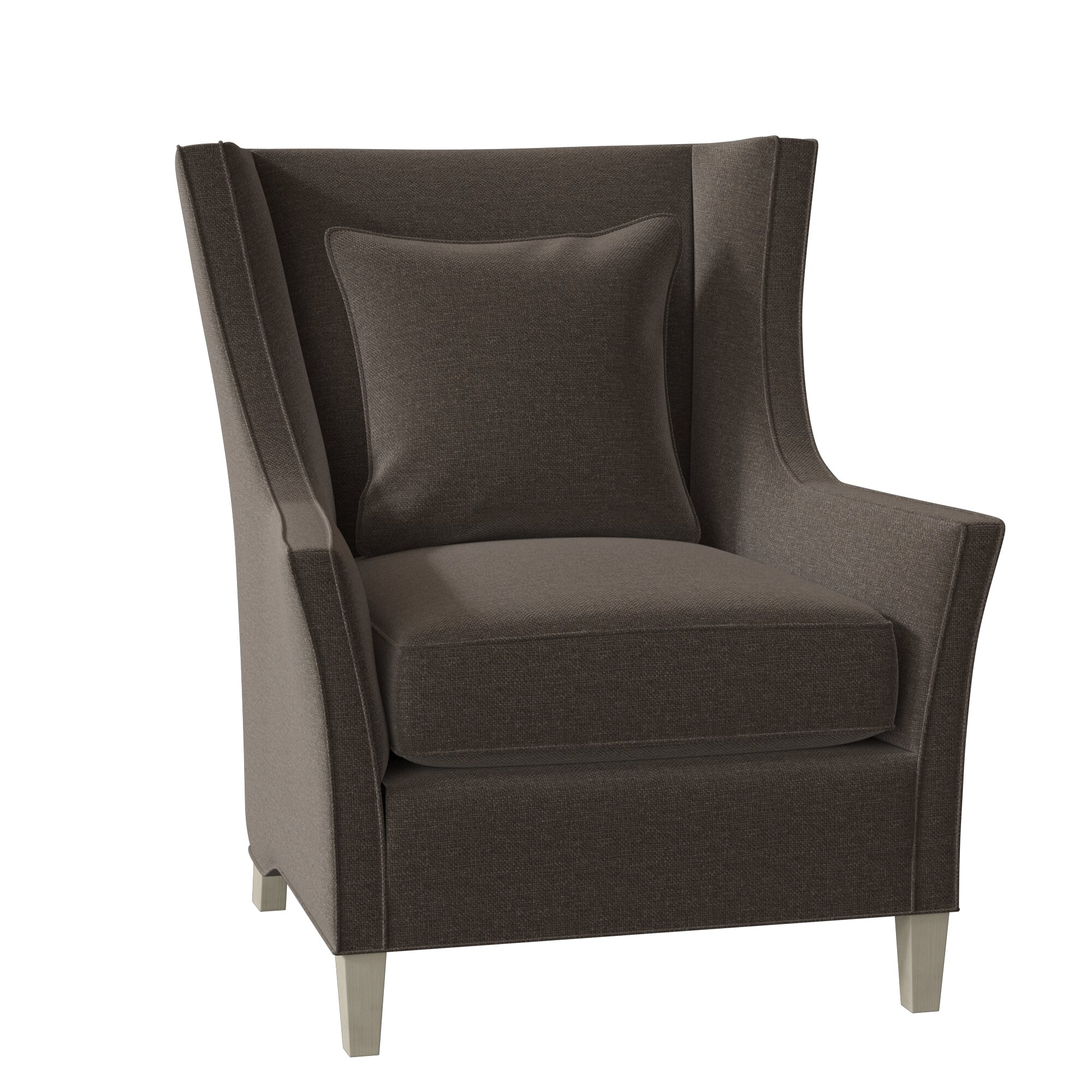 Made In The Usa Wingback Accent Chairs You Ll Love In 2021 Wayfair