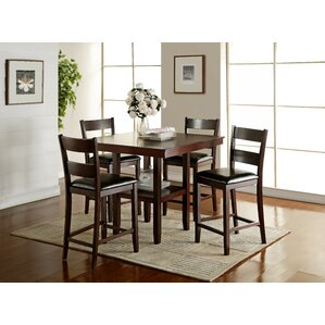 Brazeal Counter Height Dining Table by Alcott Hill