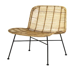 Bloomingville Rattan Deep Seat Lounge Chairs
