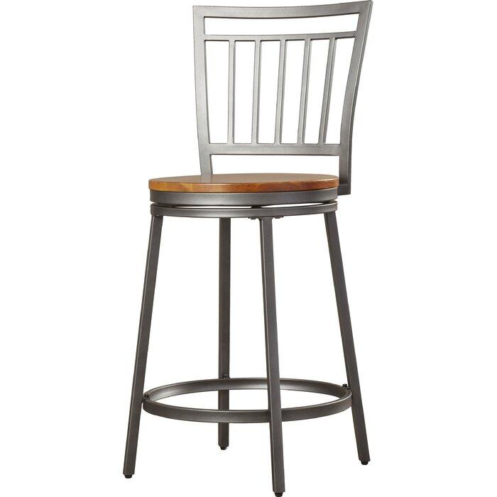 Peachy Pitts 25 Swivel Bar Stool Lamtechconsult Wood Chair Design Ideas Lamtechconsultcom