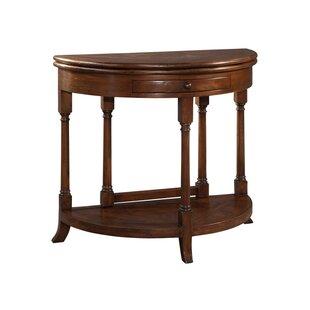 Astoria Grand Patson Flip Top Side Table
