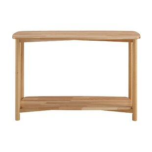Jain Modern European Console Table by Winston Porter