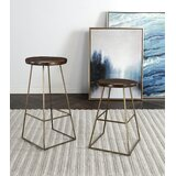 Anastasia Bar & Counter Stool (Set of 2) by Union Rustic