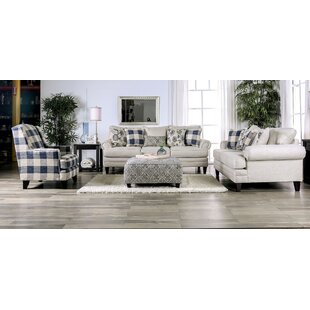 Deveraux Configurable Living Room Set by Darby Home Co
