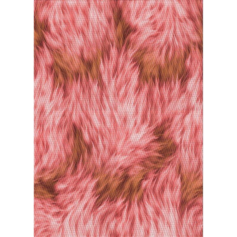 East Urban Home Graziani Abstract Wool Red Area Rug Wayfair