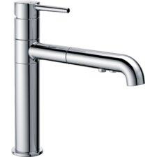 White Kitchen Faucet modern kitchen faucets | allmodern