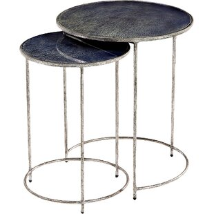 Maci 2 Piece Nesting Tables by Interlude
