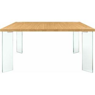 Bari Dining Table by Modloft Black