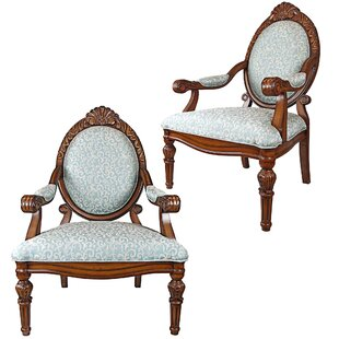 Design Toscano Victorian Armchair (Set of 2)