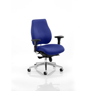 Mid-Back Desk Chair By Symple Stuff
