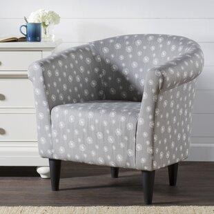 August Grove Rosamond Barrel Chair