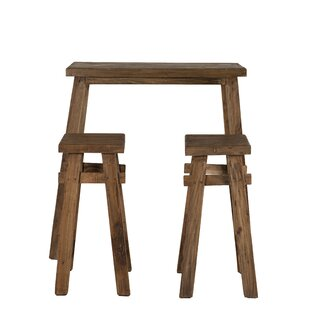 Gilmore Bar 3 Piece Pub Table Set By Union Rustic