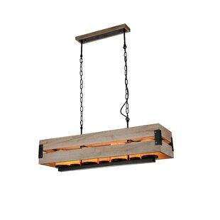 CWI Lighting Verda 7-Light LED Kitchen Island Pendant