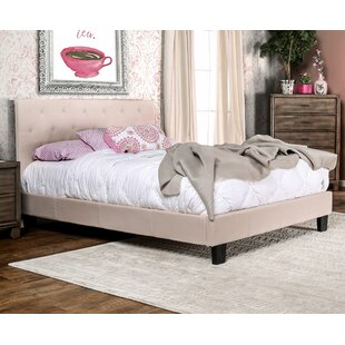 Hokku Designs Chernoll Upholstered Platform Bed