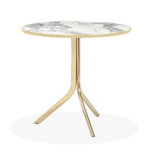 Interlude Carina Stone Bistro Table