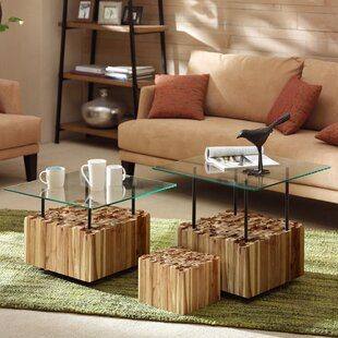 Union Rustic Maclin Coffee Table