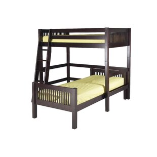 Oakwood L-Shaped Bunk Bed