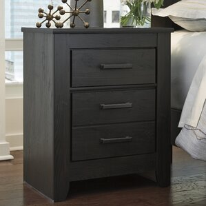 Beige & Grey Nightstands You ll Love