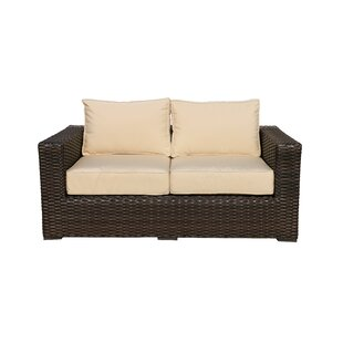 Santa Monica Loveseat With Cushions by Teva Furniture Top Reviews