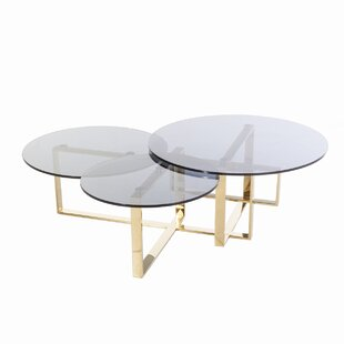 Leonetti Coffee Table by Everly Quinn