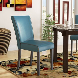 Wrought Studio Powell Parsons Chair (Set of 2)