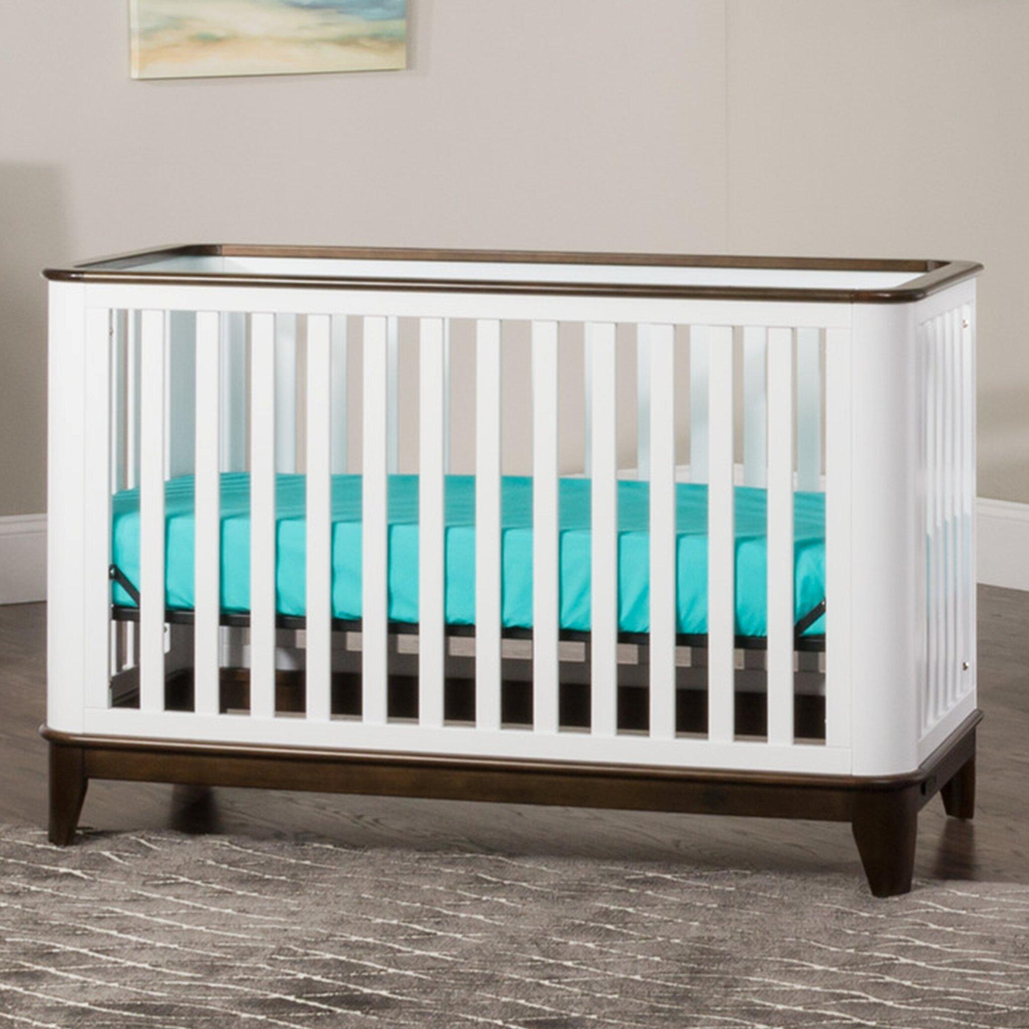 Child Craft Studio 4-in-1 Convertible Crib & Reviews | Wayfair