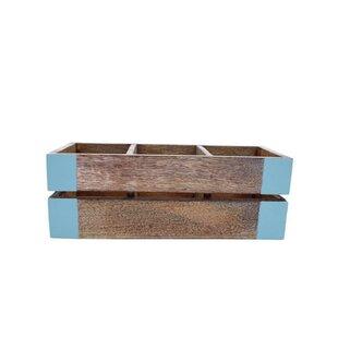 Wood Flatware Caddy