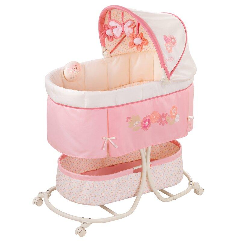 soothe and sleep bassinet