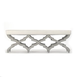 Upholstered Bench by Zentique Today Only Sale